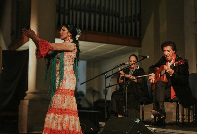 Juan Martín Flamenco Trio: Arte Flamenco Puro