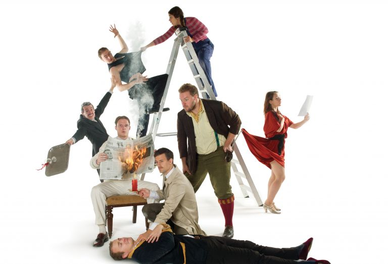 The Play That Goes Wrong: Members Evening