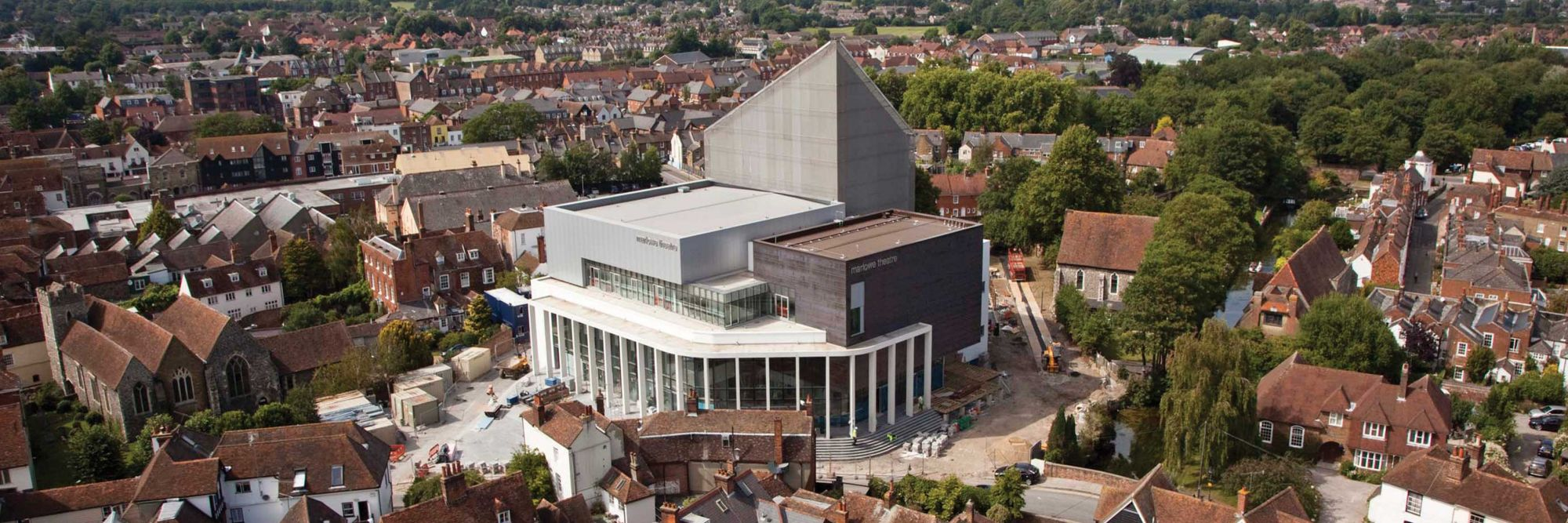 History of theatre in Canterbury