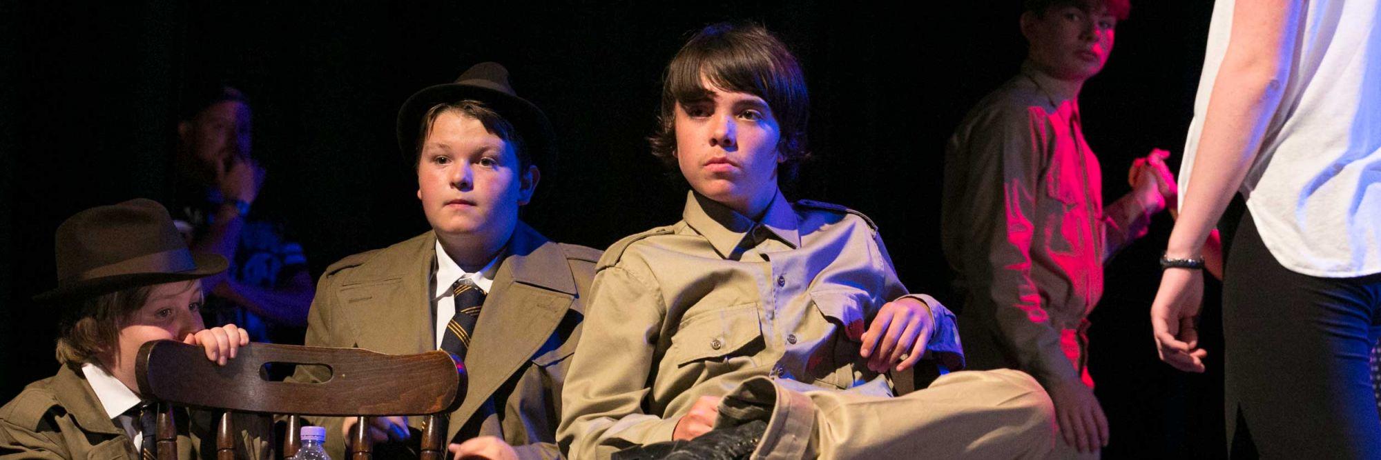The Marlowe Youth Company (13-15yrs)
