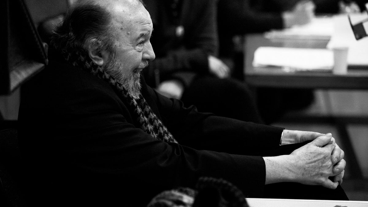Remembering Peter Hall