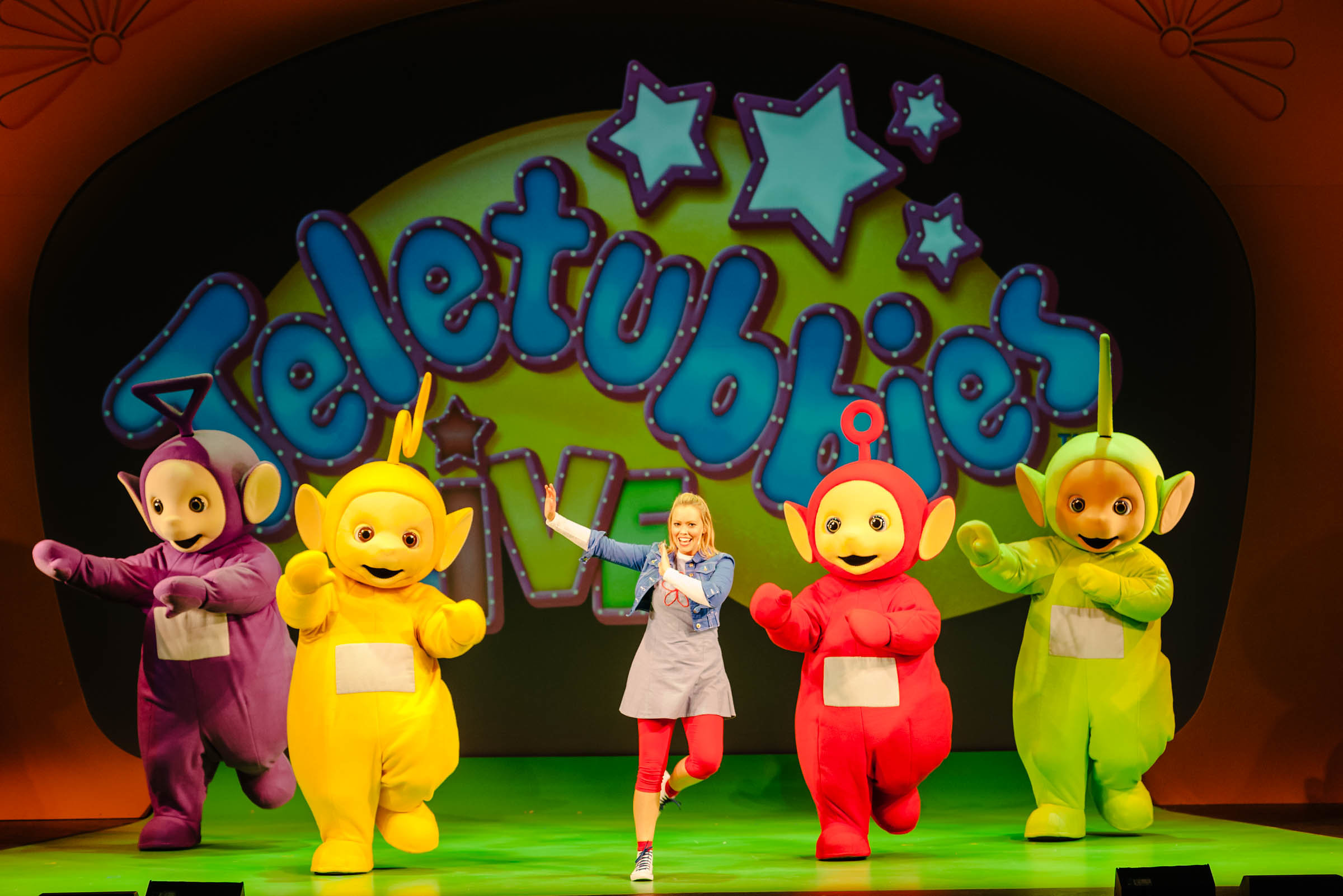 Teletubbies live the marlowe - Bristol hippodrome box office opening hours ...