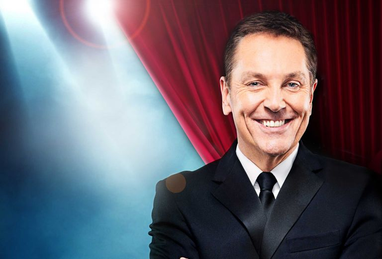Brian Conley: Still The Greatest Entertainer