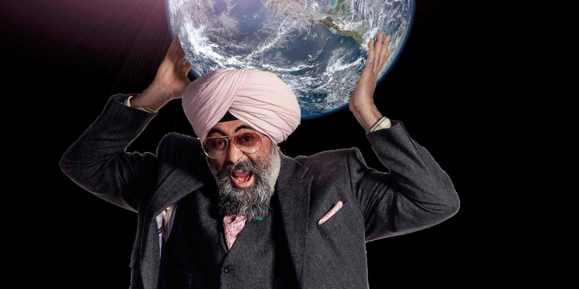 Hardeep Singh Kohli: Alternative, Fact