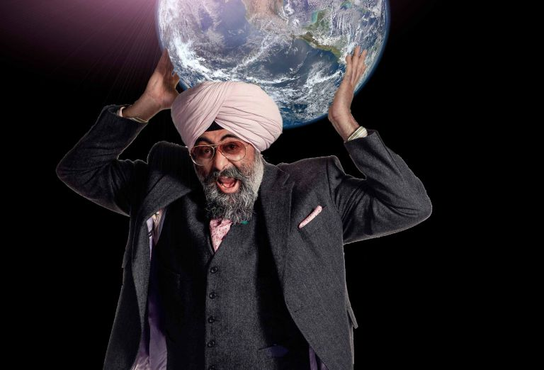 Hardeep Singh Kohli: Alternative, Fact