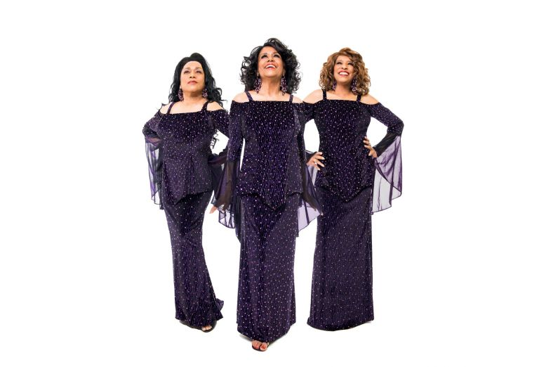 The First Ladies Of The Supremes
