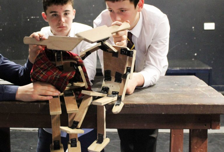 An Introduction To Puppetry
