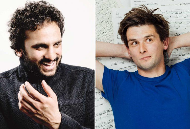 Nish Kumar & Kieran Hodgson
