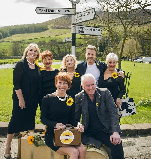 Calendar Girls go back to where it all began