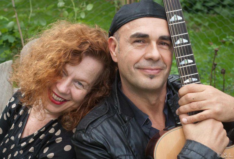 Sarah Jane Morris & Antonio Forcione: Compared To What