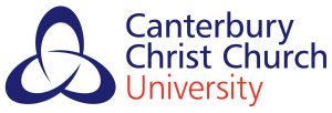 Logo for Canterbury Christ Church University