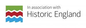Logo for Historic England
