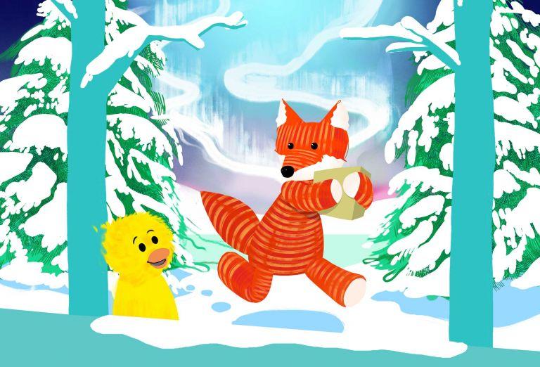 The Naughty Fox