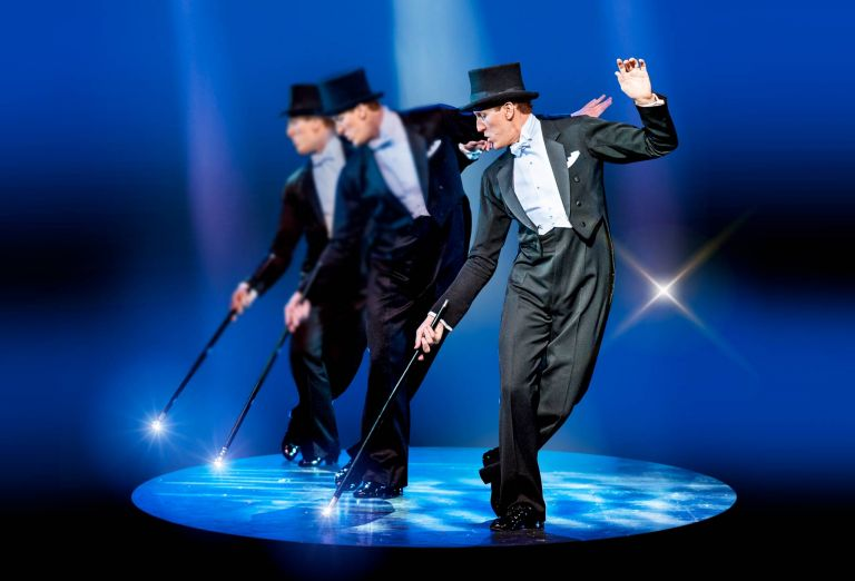 Brendan Cole: Show Man