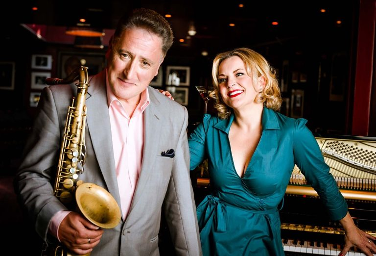 Claire Martin & Ray Gelato: Let There Be Love