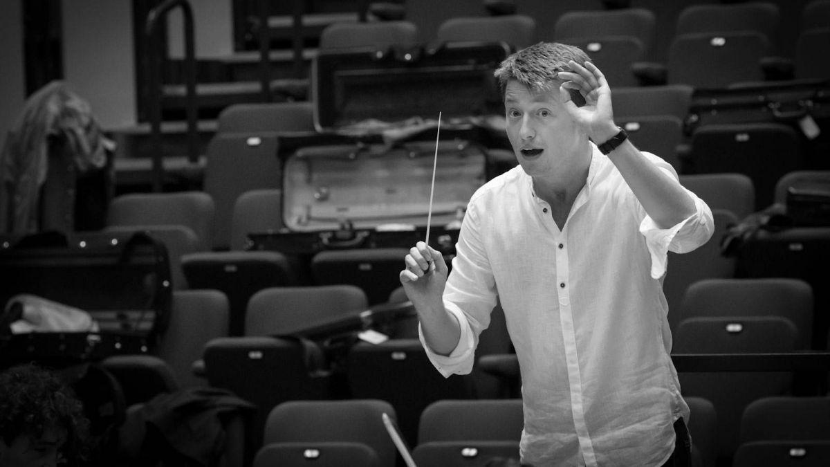 A conducting life