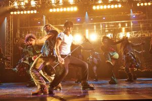 Photo from We Will Rock You