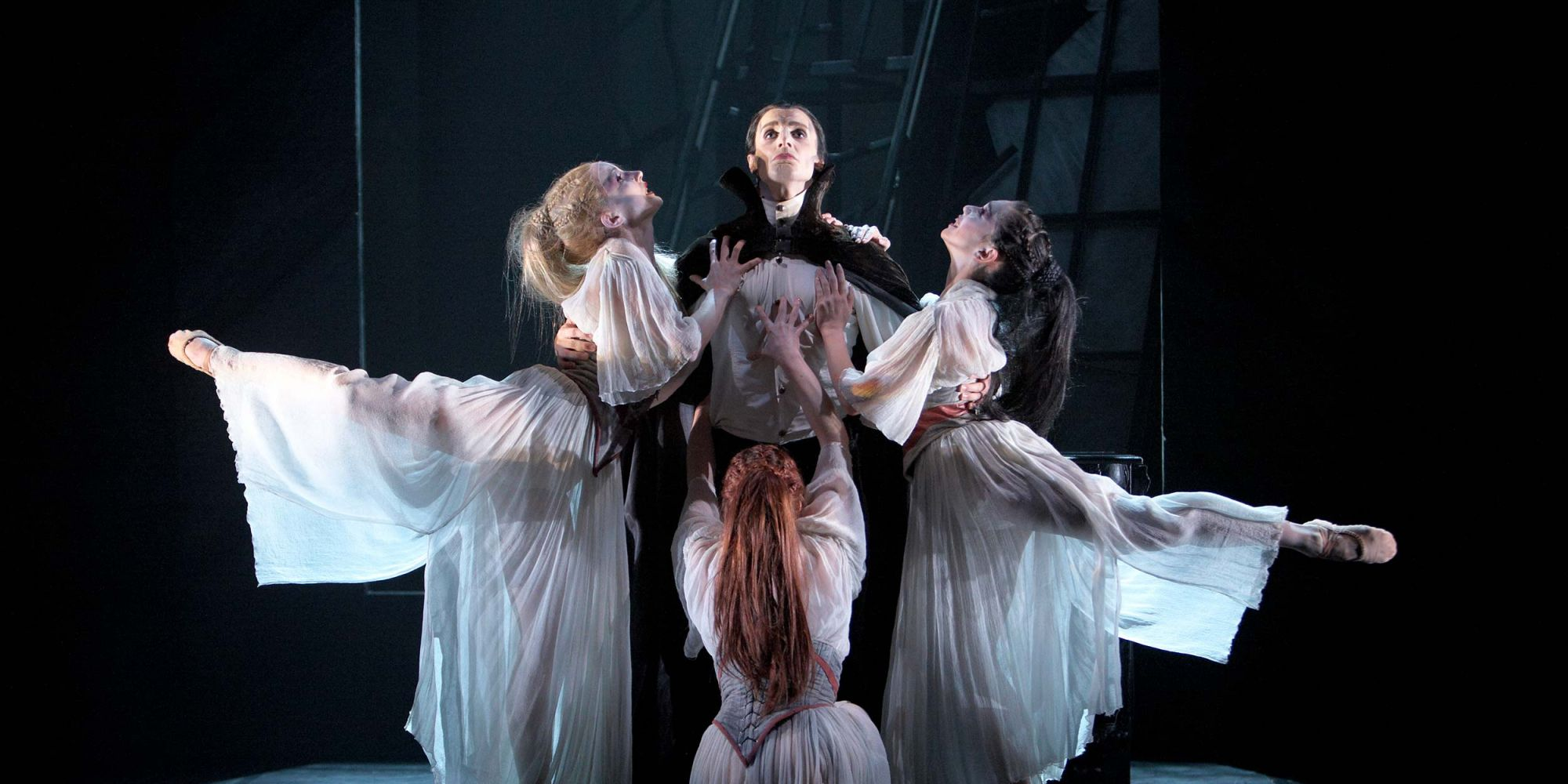 Northern Ballet's Dracula