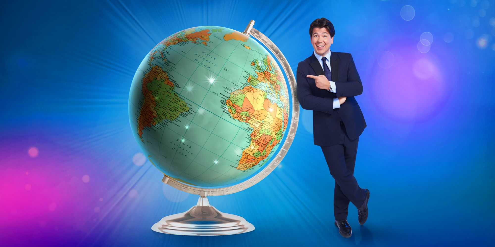 Michael McIntyre: Big World Tour Warm Up Show