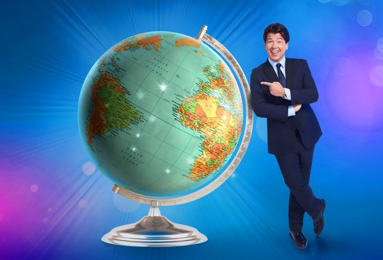 Michael McIntyre: Big World Tour Warm-Up Show