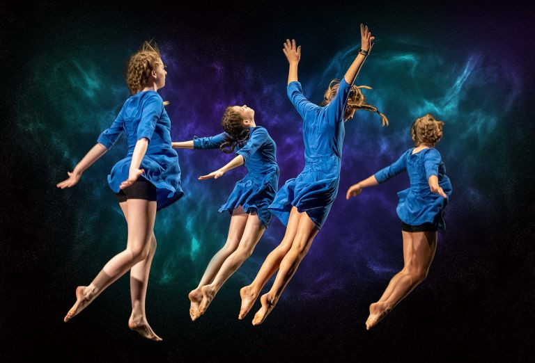 The Marlowe Dance Network: The Planets