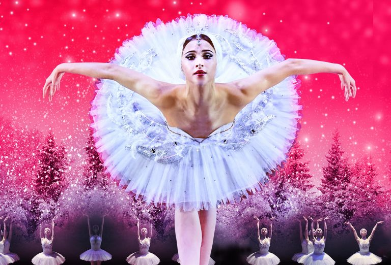 The Russian State Ballet & Orchestra Of Siberia's Swan Lake