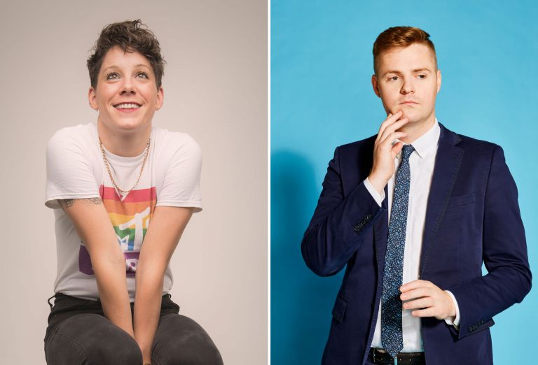 Edinburgh Preview: Suzi Ruffell & Tom Ballard