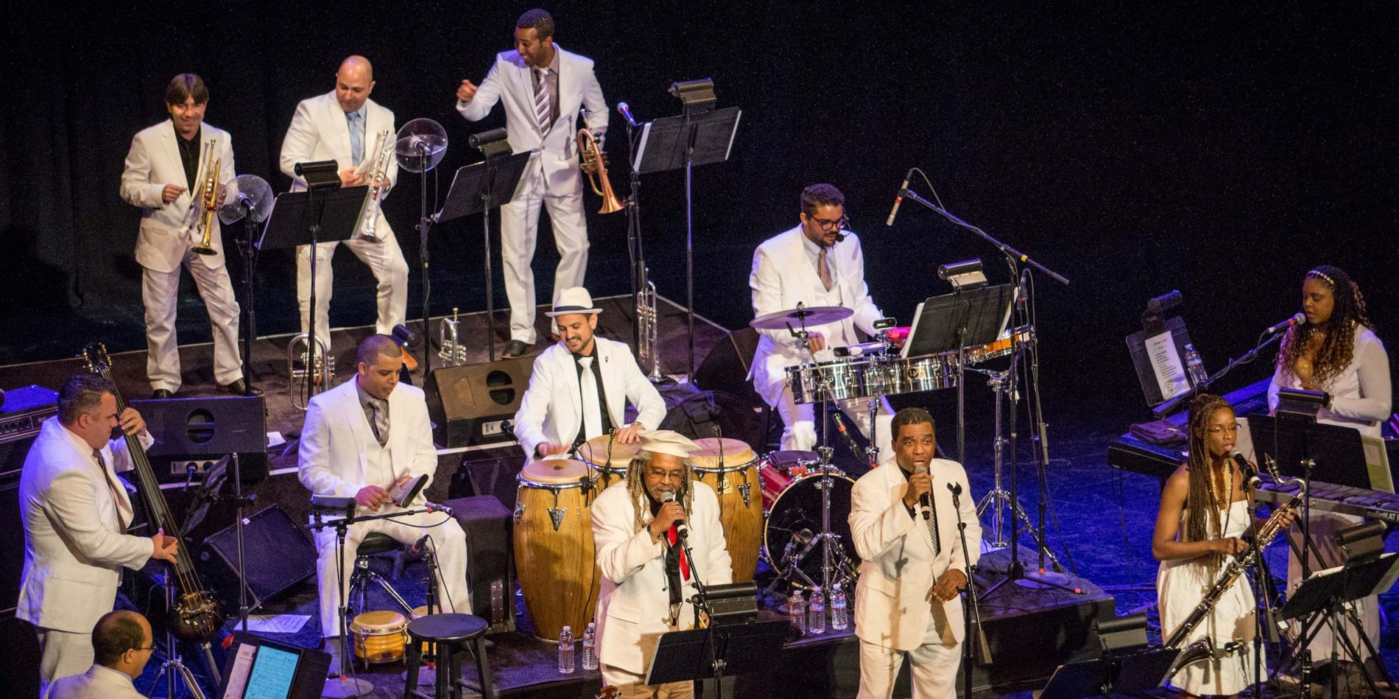 Juan de Marcos' Afro-Cuban All Stars