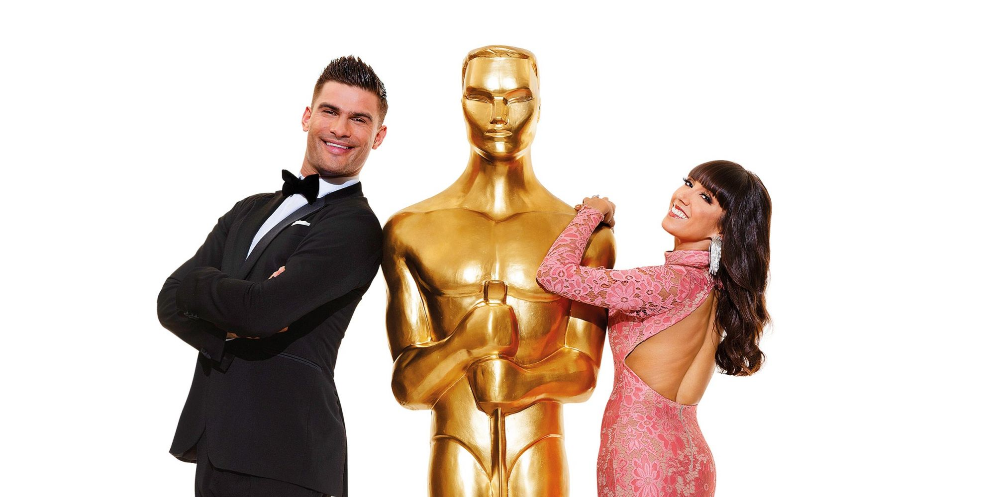 Aljaz & Jeanette: Remembering The Oscars