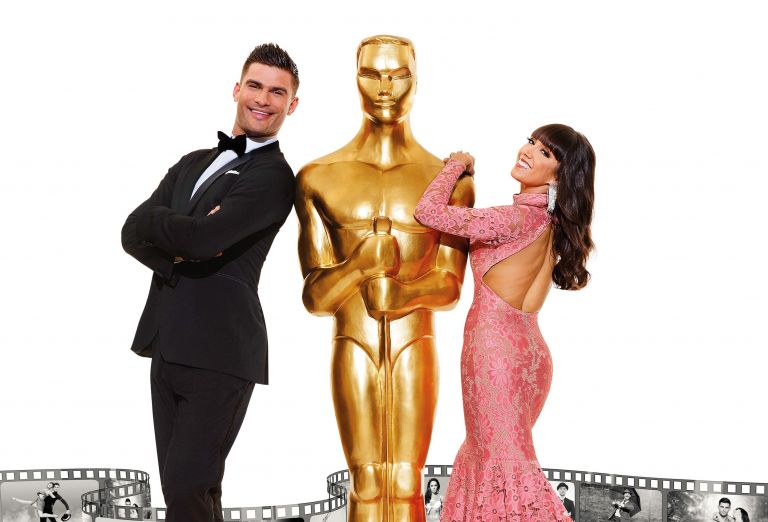 Aljaz & Janette: Remembering The Oscars