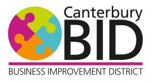 Logo for Canterbury BID