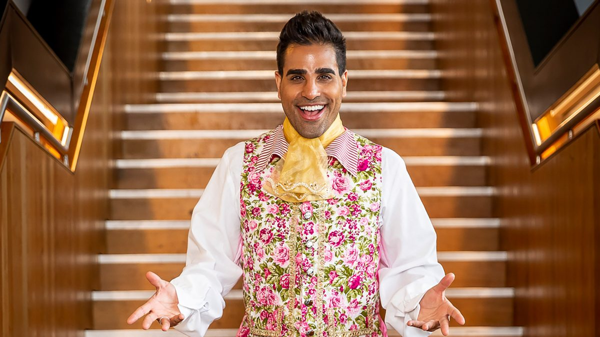 Panto magic in store for Dr Ranj