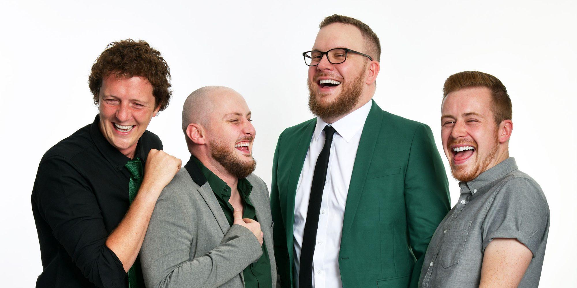 The Noise Next Door's Comedy Lock In