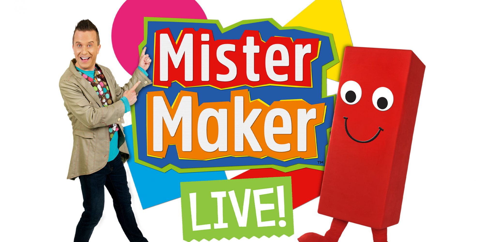 Mister Maker At The Marlowe