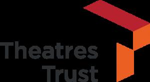 Logo for Theatres Trust