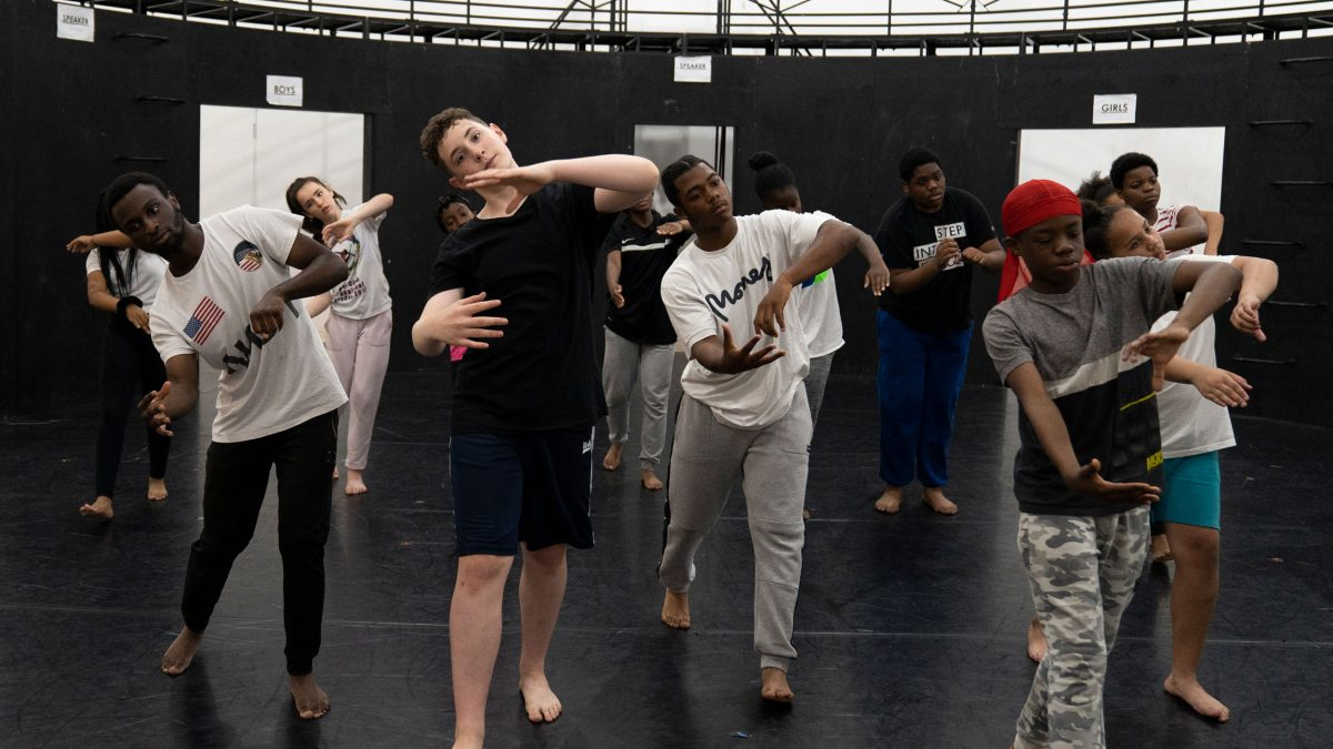 New Adventures and The Marlowe announce a brand-new dance training programme for young people