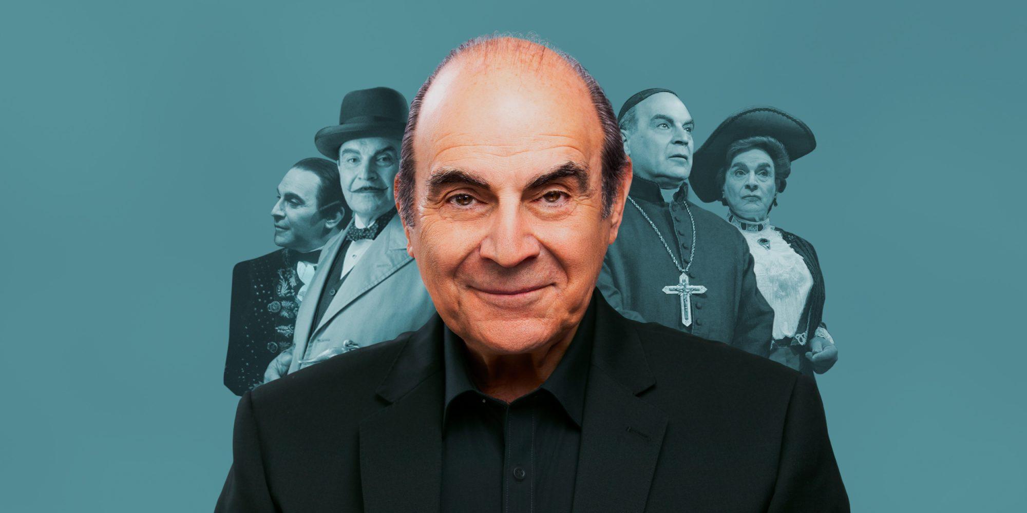 David Suchet: Poirot And More: A Retrospective