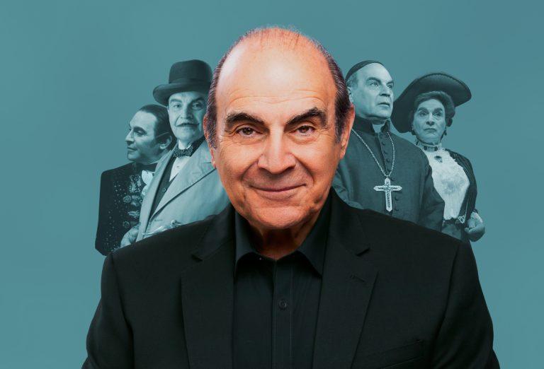David Suchet - Poirot And More - A Retrospective